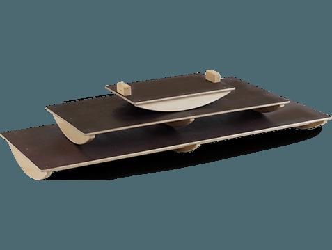 Balancier-und Schaukelbretter