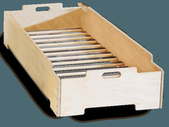 stapelbett für krippen